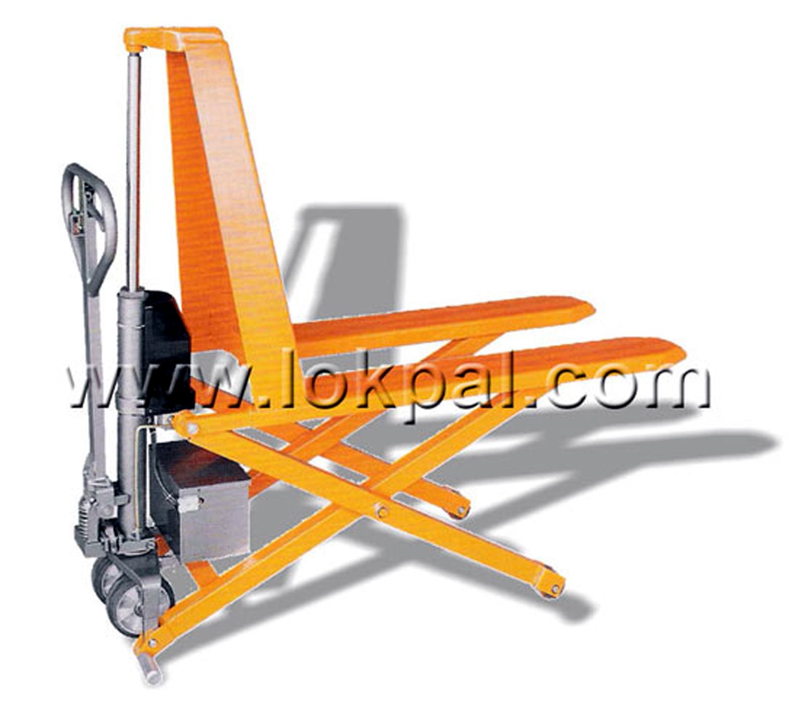 Electric High Lift, Electric High Lift Distributor, Electric High Lift Manufacturer, Pallet Truck Supplier, Wholesaler, Delhi NCR, Noida, India