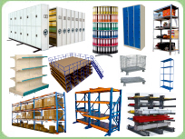 Storage & Ware Housing Equipments
