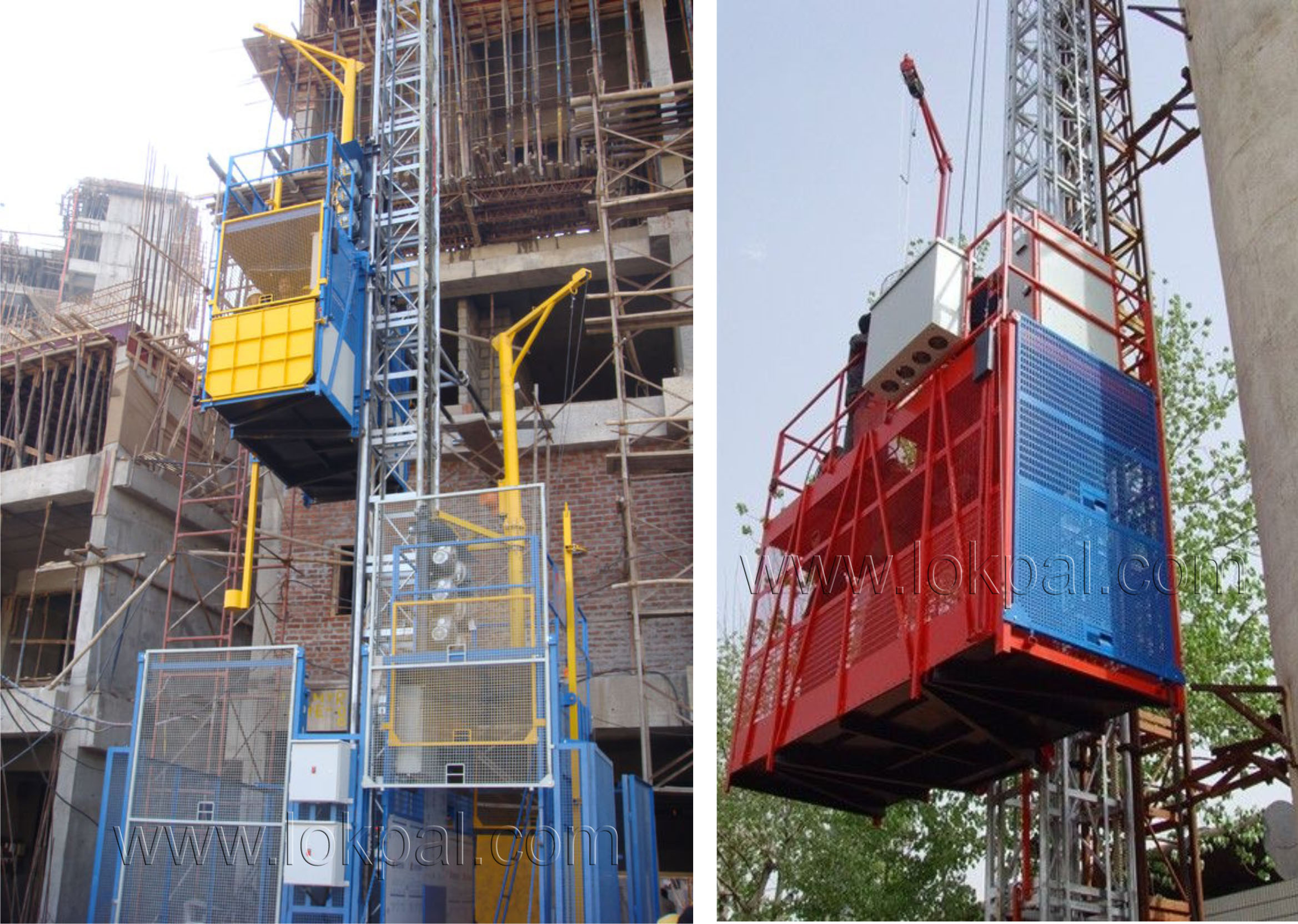 Construction Hoist, Construction Hoist Manufacturers and