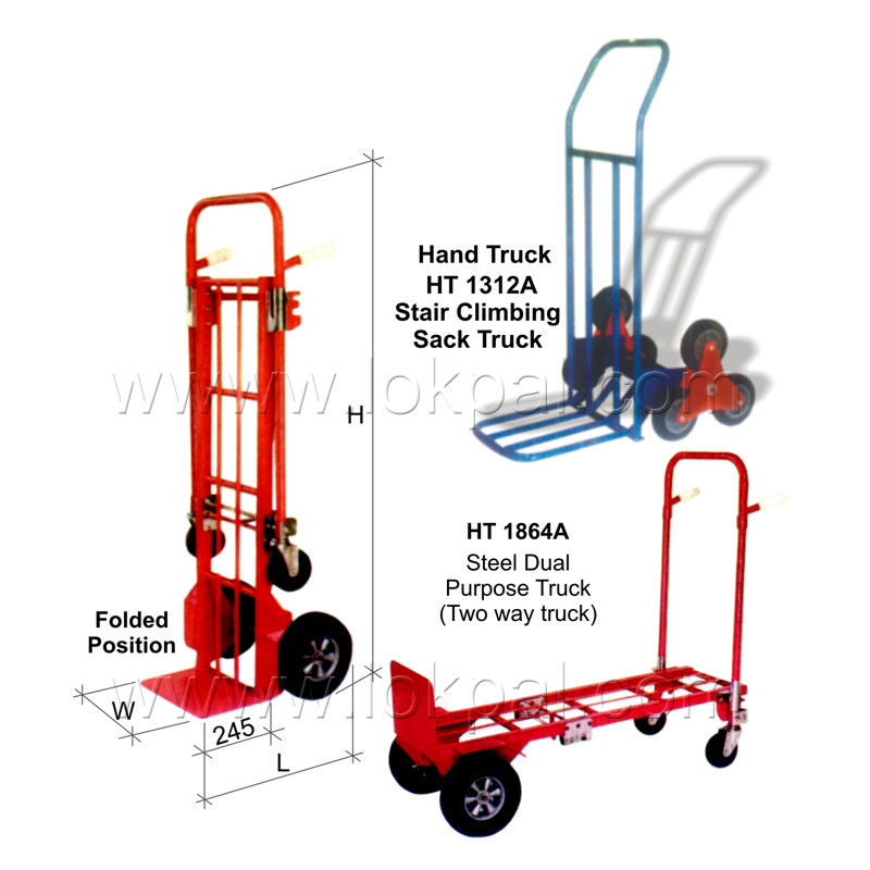 Stair Climbing Trolley And Hand Truck Trolley Manufacturer