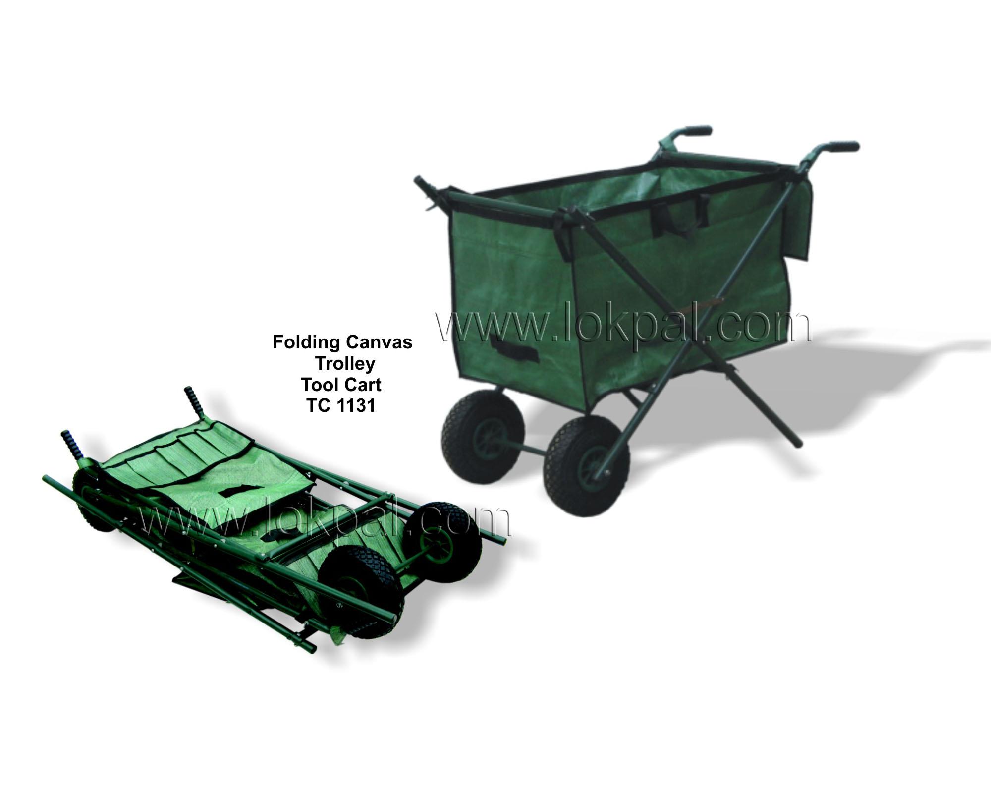 Wheelbarrow Canvas Trolley Wheelbarrow Canvas Trolley