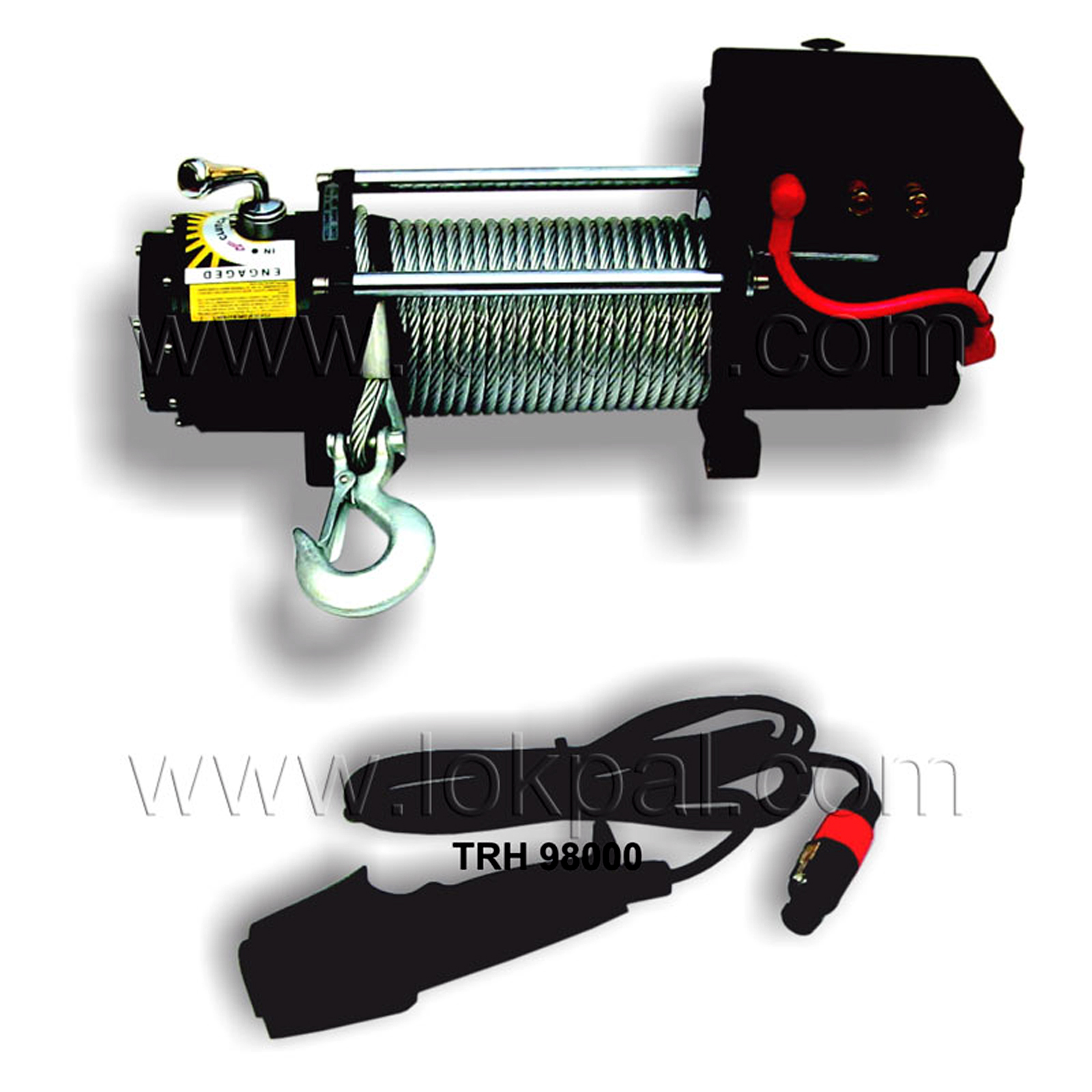 Electric Winch Electric Winch Dealers And Manufacturer