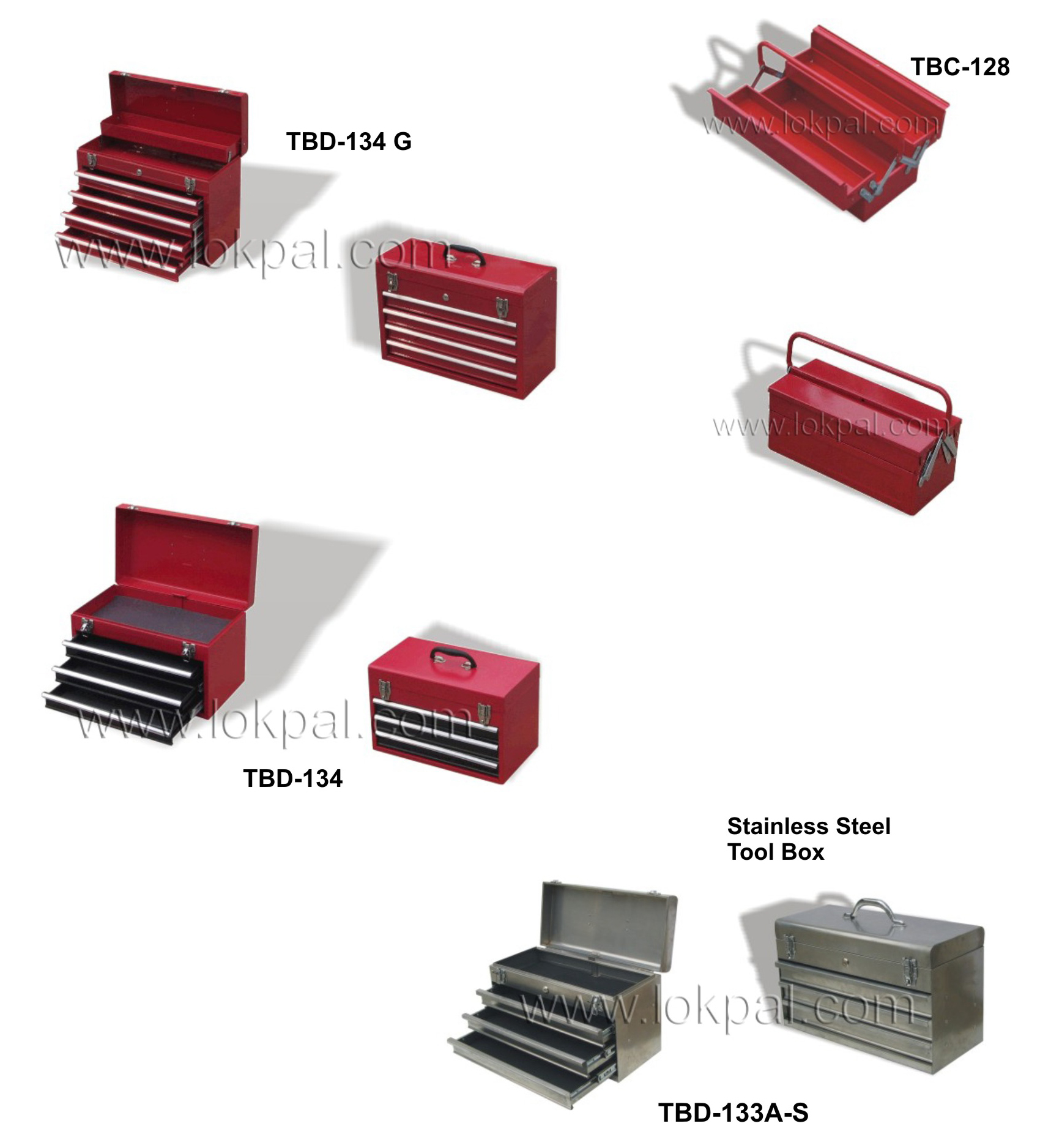 Tool Boxes, Stainless Steel Tool Boxes Manufacturer India