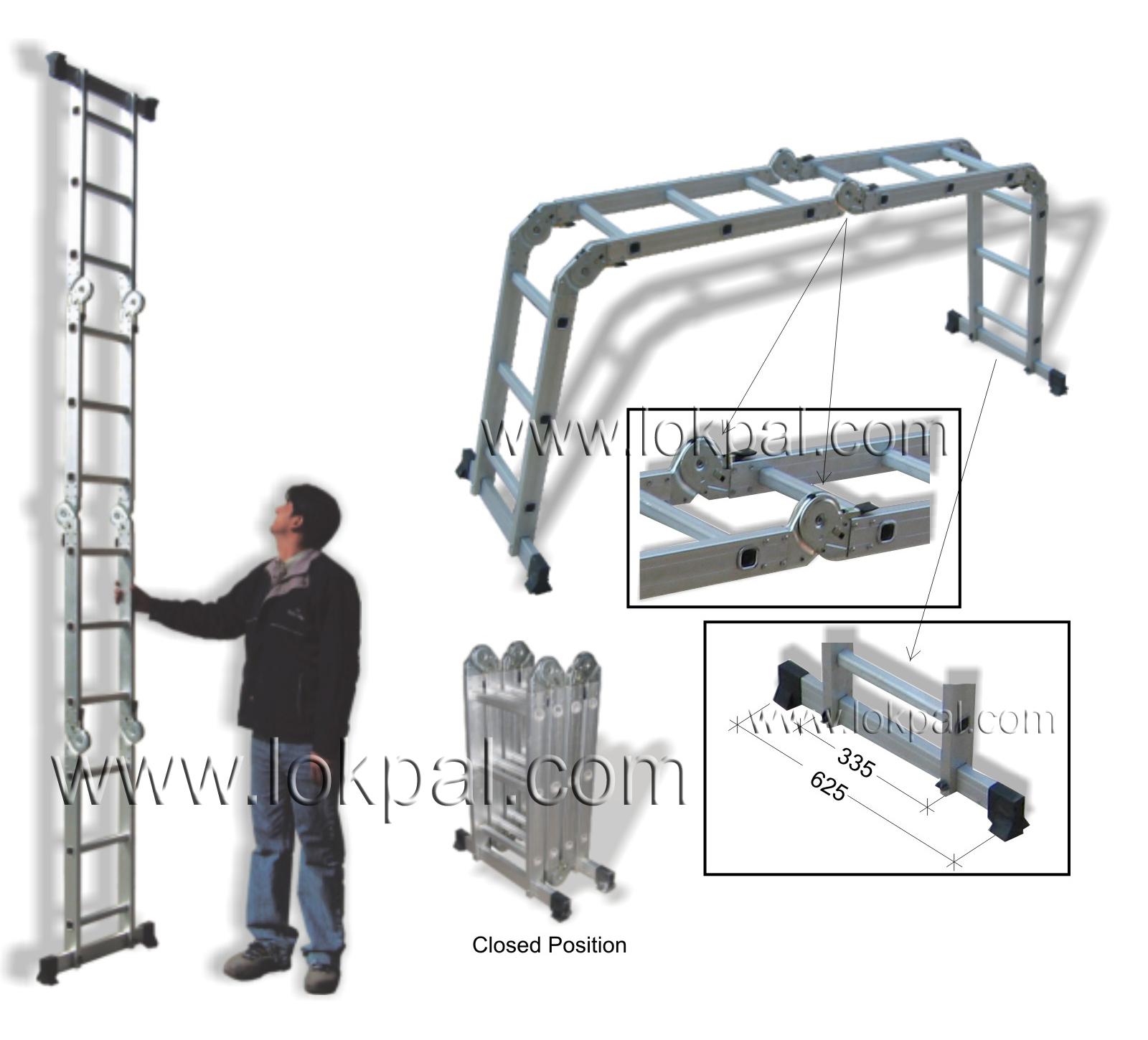 aluminium ladder  aluminium ladders manufacturer  ladder
