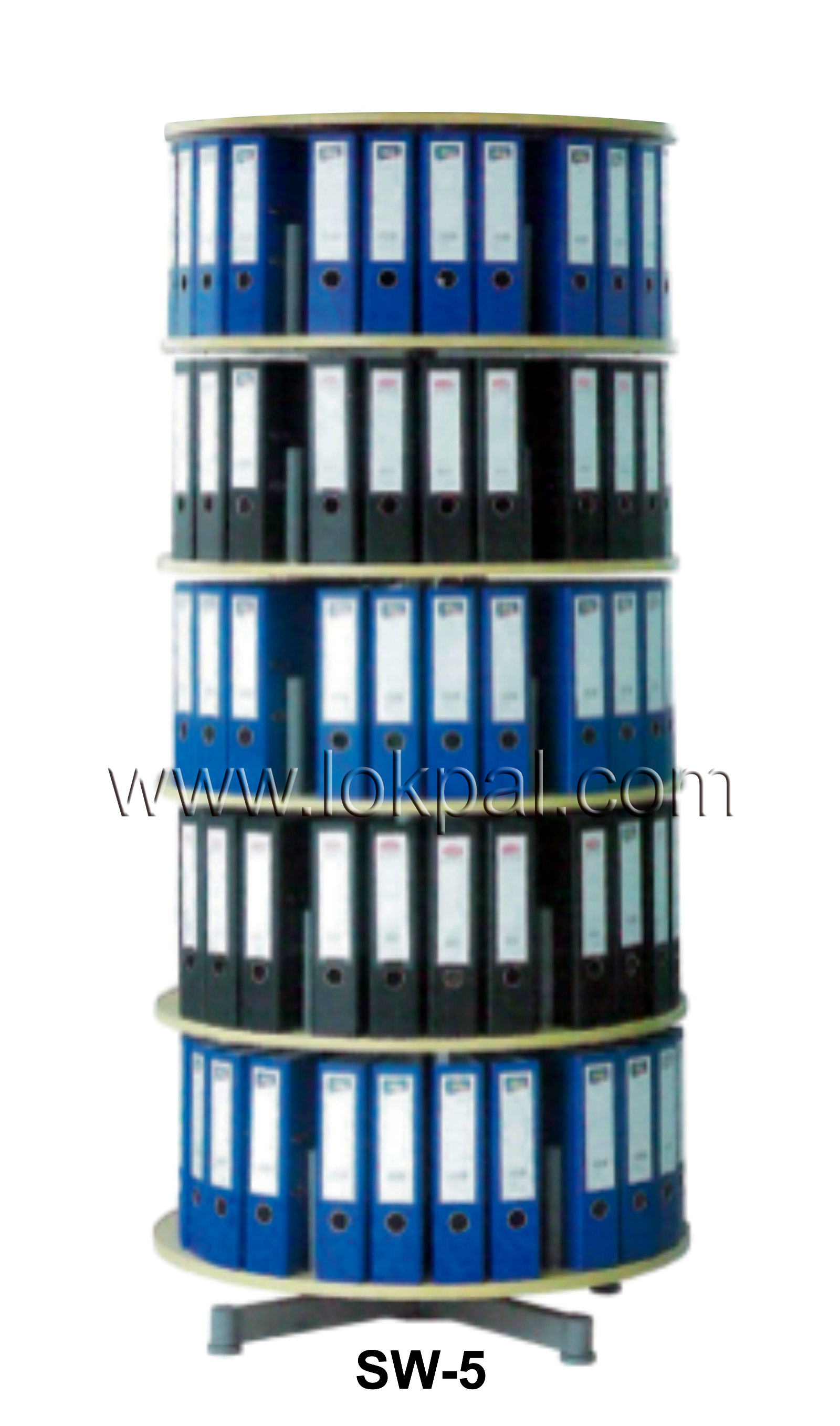 Rotary File Racks, Rotary File Rack Manufacturer, File Racks Suppliers,  Delhi NCR,