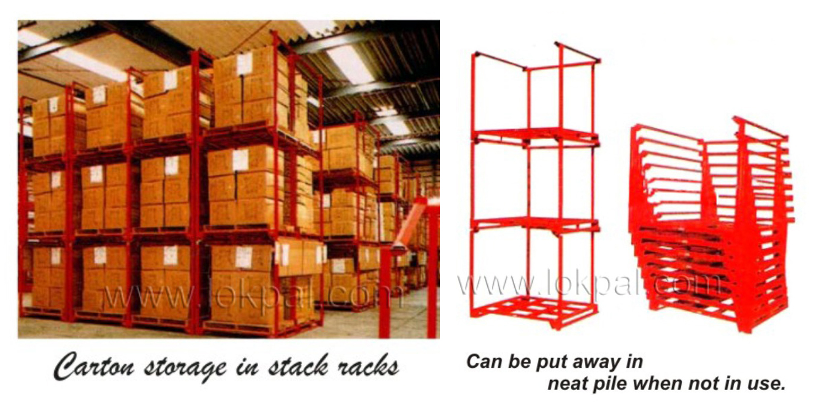 Stackable Racks Stacking Racks Manufacturer Stackable